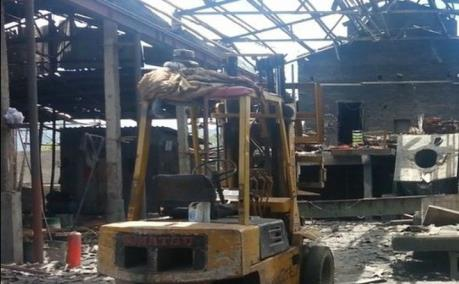 Nổ lò luyện phôi thép ở Hà Nội, 2 người nhập viện trong tình trạng nguy kịch
