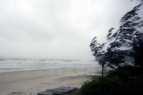 Những thông tin mới nhất về cơn bão Sanba