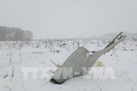 Vụ rơi máy bay ở Nga: Hé lộ nguyên nhân gây tai nạn