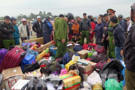 Đà Nẵng yêu cầu tập trung cứu chữa cho các nạn nhân vụ tai nạn lật xe trên đường tránh