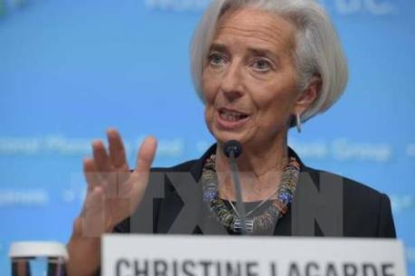 Tổng Giám đốc IMF: Các thị trường toàn cầu đang có sự điều chỉnh cần thiết