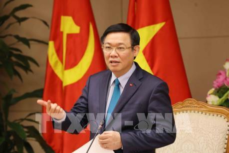 Phó Thủ tướng Vương Đình Huệ: Thế nước ngày càng đi lên