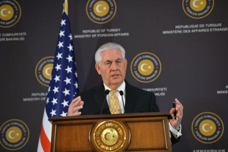 Ngoại trưởng Mỹ chờ đợi Triều Tiên sẵn sàng tham gia đối thoại