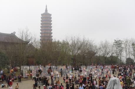 Ninh Bình thông tin liên quan đến việc cấp đất xây dựng chùa Bái Đính