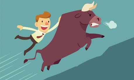 """Chứng khoán đầu năm Mậu Tuất: Cổ phiếu ngân hàng """"xanh mướt"""""""