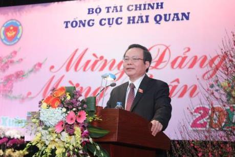 Phó Chủ tịch Quốc hội: Hải quan điện tử giúp hoạt động xuất nhập khẩu thuận lợi
