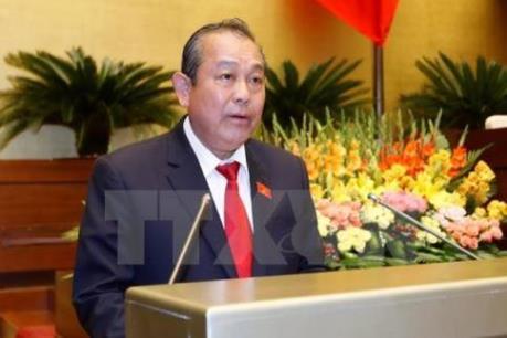 Phó Thủ tướng chỉ đạo rà soát Dự án hạ tầng kỹ thuật Khu dân cư tại Bắc Giang