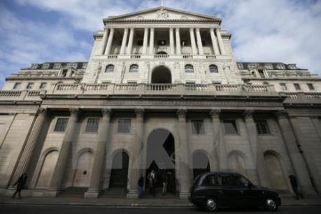 BoE giữ nguyên lãi suất cơ bản ở mức 0,5%