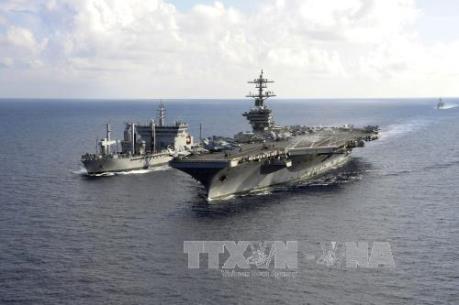 Triều Tiên lên án kế hoạch tập trận chung Mỹ - Nhật