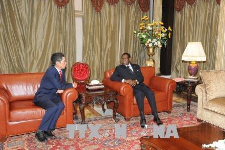 Guinea Xích đạo muốn mở rộng hợp tác với Việt Nam