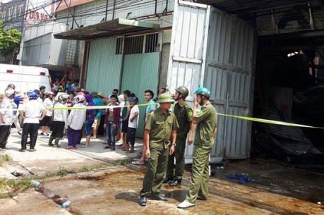 Làm rõ vi phạm của thợ hàn gây ra vụ cháy làm chết 8 người tại Hoài Đức, Hà Nội