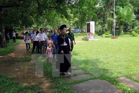 Công bố Quy hoạch tổng thể phát triển Khu du lịch quốc gia Tân Trào, Tuyên Quang