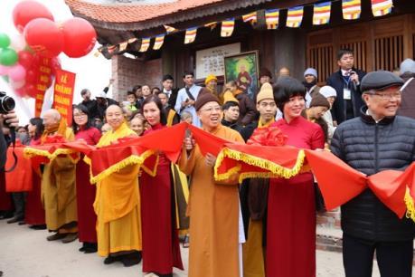 Du lịch Việt Nam: Khai mạc Lễ khai hội Xuân Ngọa Vân năm 2018