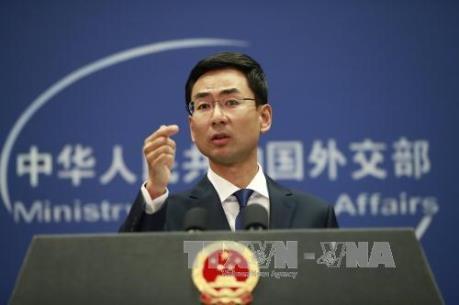 Trung Quốc phản đối các biện pháp trừng phạt của Mỹ