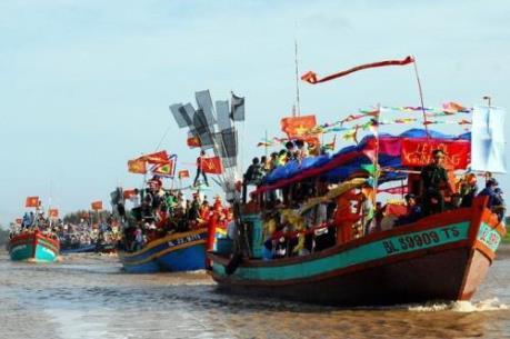 Lễ hội Nghinh Ông - Nét đẹp văn hóa ngư dân miền biển