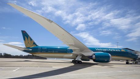 Vietnam Airlines phục vụ gần 880.000 lượt hành khách cao điểm Tết Nguyên đán