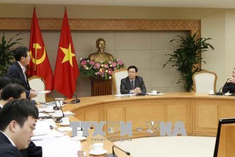 Phó Thủ tướng Vương Đình Huệ: Kiên quyết không dùng ngân sách để cứu dự án