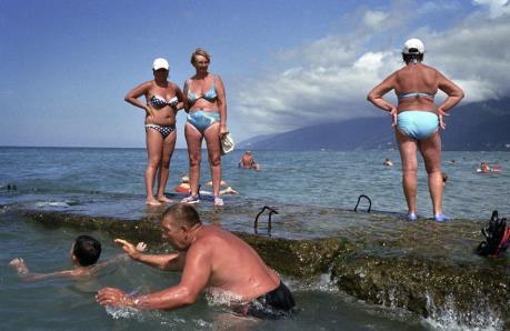Các khu nghỉ mát bãi biển ở nước ngoài có sức hút lớn với du khách Nga