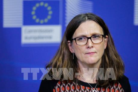 Nguy cơ xảy ra cuộc chiến thương mại giữa EU và Mỹ