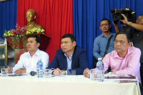 Lãnh đạo thành phố Đà Nẵng đối thoại với người dân về nhà máy thép gây ô nhiễm