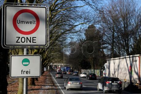 """Tòa án Đức """"bật đèn xanh"""" cho lệnh cấm ô tô sử dụng động cơ diesel"""