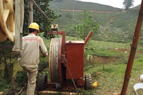Sẽ hoàn thành nâng tải đường dây 220kV Nho Quan – Thanh Hóa vào cuối tháng 3