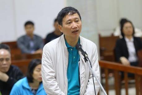 Trịnh Xuân Thanh kháng cáo kêu oan, các bị cáo khác xin giảm nhẹ hình phạt