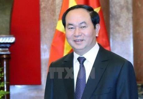 Chủ tịch nước và Phu nhân rời Hà Nội đi thăm cấp Nhà nước tới Cộng hòa Ấn Độ