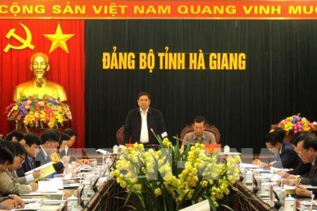 Hà Giang tiếp tục cải cách hành chính theo phương châm 3 tại chỗ