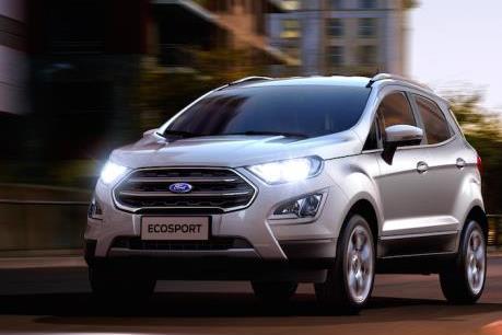 Ford sẽ bán EcoSport mới tại Việt Nam từ ngày 6/3
