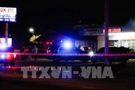 Thêm vụ xả súng tại Houston, Mỹ, 1 bé trai nguy kịch