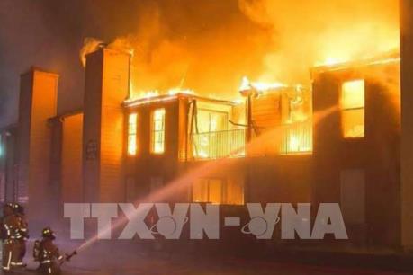 Hỏa hoạn tại trung tâm cai nghiện, ít nhất 30 người thiệt mạng