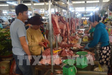 Giá cả hàng hóa tại Đà Nẵng ổn định trong ngày rằm tháng Giêng