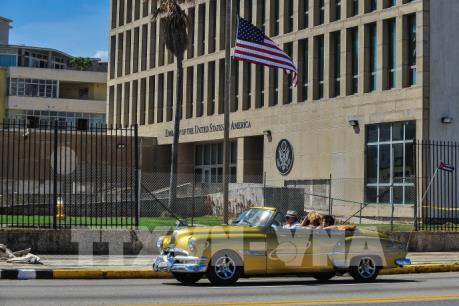 Thêm một bước lùi mới trong quan hệ Mỹ-Cuba