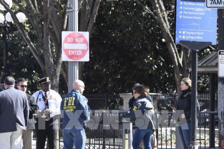 Mỹ: Thông tin về đối tượng nổ súng bên ngoài Nhà Trắng