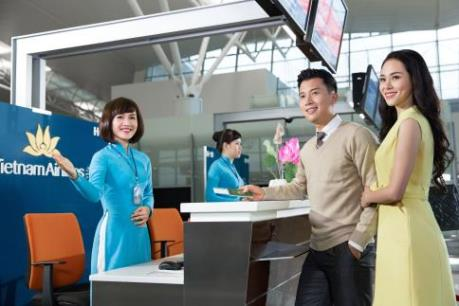 Vietnam Airlines tăng chuyến từ Tp. Hồ Chí Minh đi Singapore và Đài Bắc