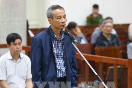 Hà Nội đã đưa ra xét xử sơ thẩm 9 bị cáo trong vụ vỡ đường ống nước sông Đà