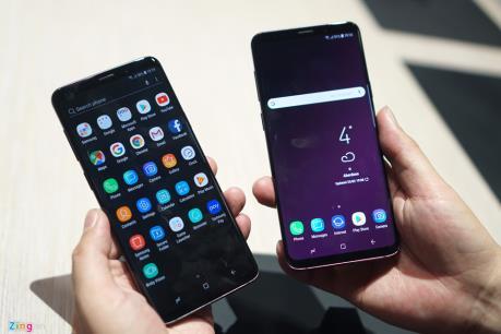Samsung Galaxy S9 và S9+ sẽ mở bán vào ngày 16/3