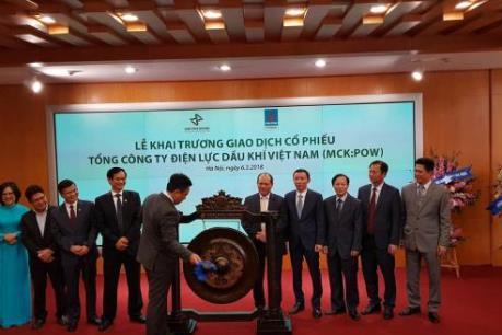 Cổ phiếu PV Power chính thức giao dịch trên sàn UPCoM