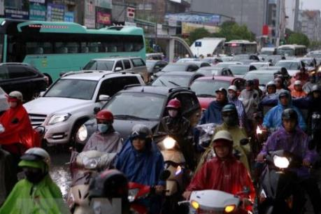 Hà Nội không để xảy ra ùn tắc giao thông kéo dài trên 30 phút