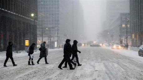 Thành phố New York chuẩn bị ứng phó với bão tuyết