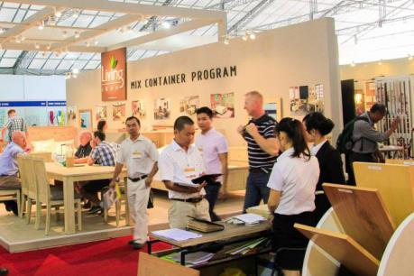 Hội chợ quốc tế đồ gỗ & mỹ nghệ xuất khẩu Việt Nam lần thứ 11