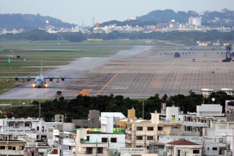 Mỹ không thông báo sự cố máy bay với Nhật Bản