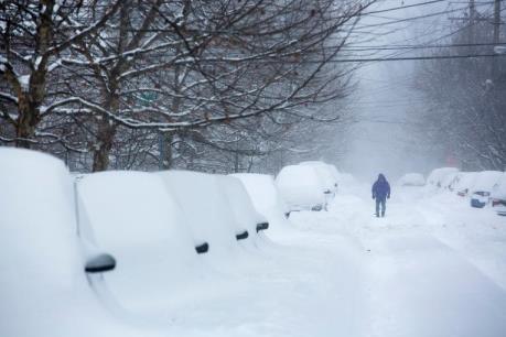 Mỹ: Hàng nghìn chuyến bay bị hủy do bão tuyết