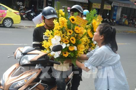 Đà Nẵng sôi động thị trường Ngày Quốc tế Phụ nữ 8/3
