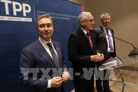 Hiệp định CPTPP chính thức được ký kết tại Chile