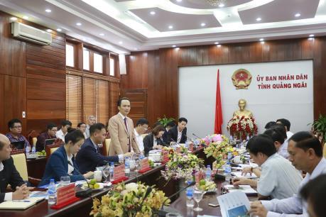"""FLC sẽ triển khai """"siêu"""" dự án tại Quảng Ngãi"""