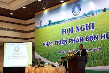 Việt Nam còn mất cân đối trong sử dụng phân bón