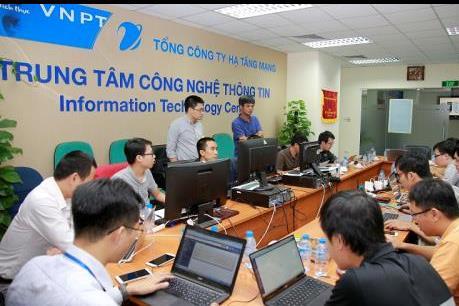 Lợi nhuận của VNPT tăng 15,6%