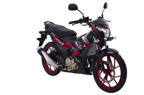 Suzuki triệu hồi hơn 4.400 xe mô tô Suzuki FU150 FI Raider